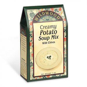 Creamy Potato and Chive Soup Mix
