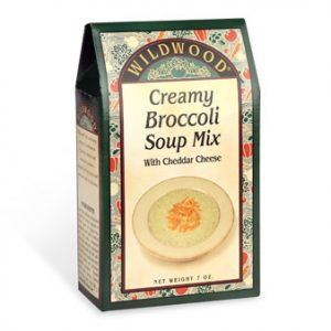 Creamy Broccoli Cheddar Soup Mix