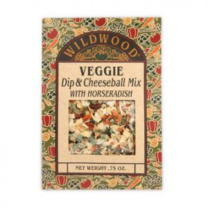 Veggie Dip Mix with Horseradish