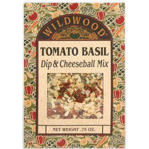 Tomato Basil Dip Mix
