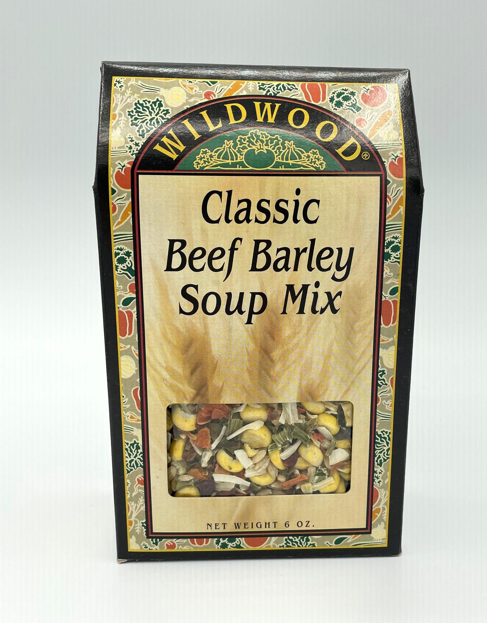 Classic Beef Barley Mix
